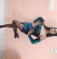 Negha - Transsexual escort in Mumbai