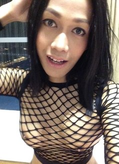 SG SHEMALE TS BUNNY - Transsexual escort in Singapore Photo 7 of 8
