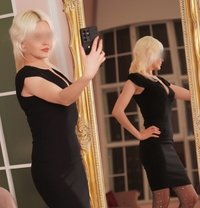Liza - escort in Moscow