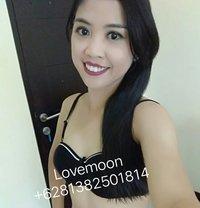 Lovemoon - escort in Jakarta