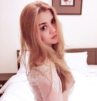 Lucia Back to Dubai - escort in Dubai