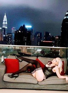 Lucia castro TOP VIP ESCORT - escort in Singapore Photo 9 of 17