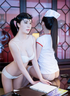 LUCY AND ALICE-Lesbian show -korea Girls - escort in Dubai Photo 14 of 14
