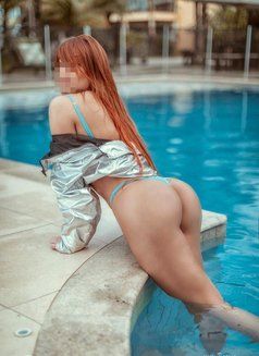 Luna Hot Ginger - escort in São Paulo Photo 4 of 10