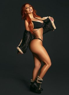 Luna Hot Ginger - escort in São Paulo Photo 7 of 10