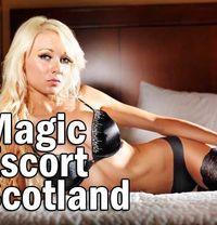 Magic Escorts - escort agency in Glasgow