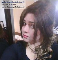 Maha Khan Super Busty Kashmri Arab Lover - escort in Dubai