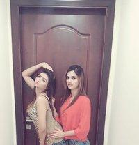 Mahi & Saba Lesbian Girls - escort in Dubai
