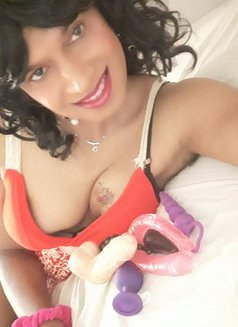 Malkanthi Spicy boobs - Transsexual escort in Colombo Photo 17 of 17