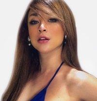 Manilas Best Delight Ts Zabina - Transsexual escort in Makati City