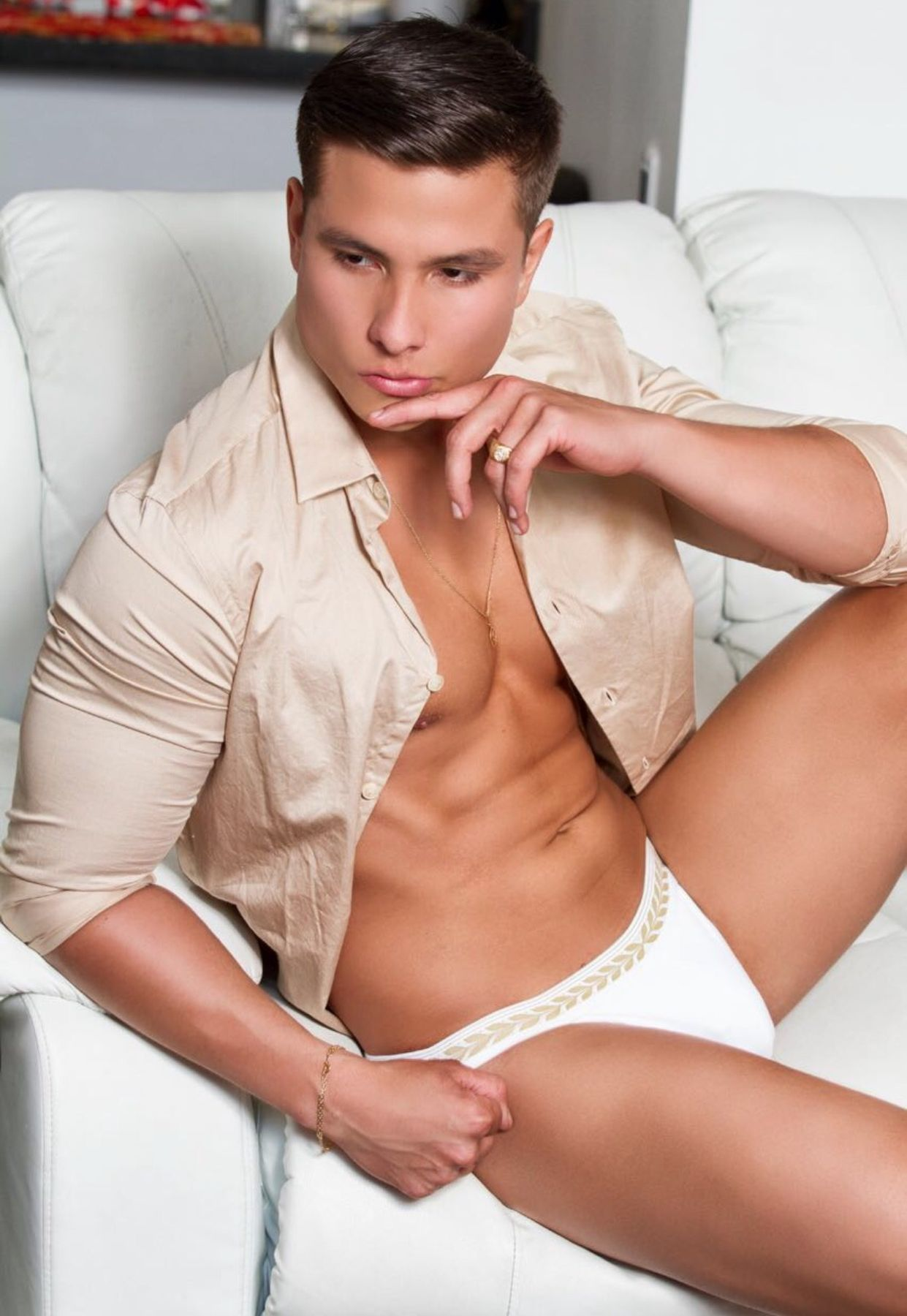 Russian Escort Male Straight Gay Xxx With A Proficient Handcomma Mick