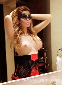 Maria - Transsexual escort in Moscow Photo 4 of 8