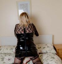 Marialena - escort in Edinburgh