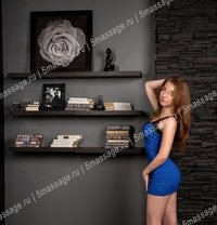Marina - masseuse in Moscow