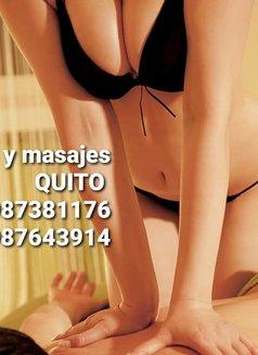 Masajes Eroticos Armonia - escort in Quito Photo 1 of 1