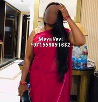 Maya Davi South Milf Escort in Dubai - escort in Dubai