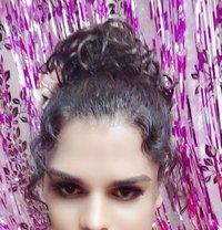 Megan - Transsexual escort in Bangalore
