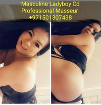 CAMSHOW ONLY ! - Transsexual escort in Tokyo