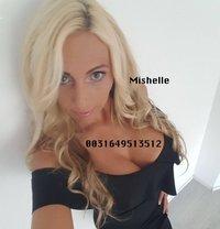 Michelle - escort in Amsterdam