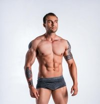 Mike - masseur in Moscow