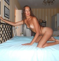 Mila - Transsexual escort in Moscow