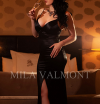 Mila Valmont ~ Visiting ~ French Muse - escort in Singapore