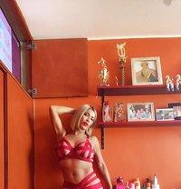 Milagros Titova - Transsexual escort in Lima