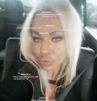 Miranda - escort in Brussels