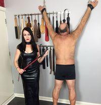 Miss Jessica Wood - dominatrix in Glasgow