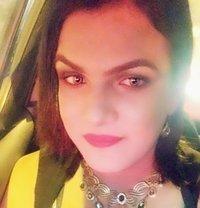 Miss Malini - Transsexual escort in Bangalore