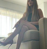 Professional Mistress Adriana - escort in Dubai