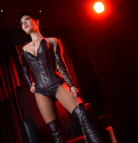 Mistress Alexandra - dominatrix in Athens