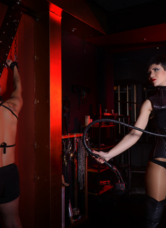 Mistress Alexandra - dominatrix in Athens Photo 26 of 30