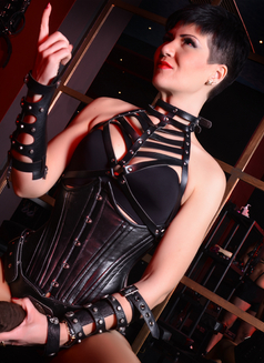 Mistress Alexandra - dominatrix in Athens Photo 27 of 30