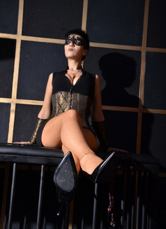 Mistress Alexandra - dominatrix in Athens Photo 30 of 30