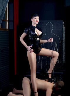 Mistress Alexandra - dominatrix in Athens Photo 8 of 30