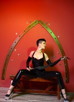 Mistress Alexandra - dominatrix in Athens Photo 2 of 30