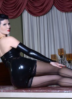 Mistress Alexandra - dominatrix in Athens Photo 3 of 30