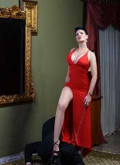Mistress Alexandra - dominatrix in Athens Photo 4 of 30