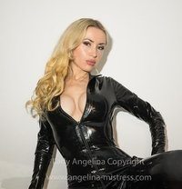 Mistress Angelina - dominatrix in Singapore