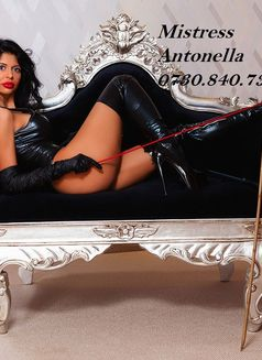 Mistress_Antonella - dominatrix in Bucharest Photo 11 of 16