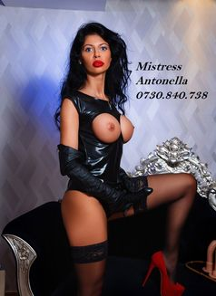Mistress_Antonella - dominatrix in Bucharest Photo 13 of 16