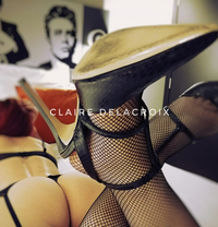 Mistress Claire Delacroix Jan 29-3 Feb - dominatrix in Singapore