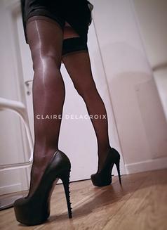 Mistress Claire Delacroix Jan 29-3 Feb - dominatrix in Singapore Photo 4 of 9