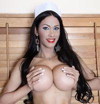 Mistress Dorismar Santibanez - Transsexual escort in Dubai