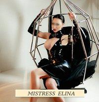 Mistress Elina From Europe - escort in Dubai