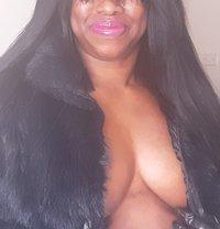 Mistress Ebony Reine - dominatrix in London
