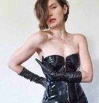 Mistress Elena - dominatrix in Lisbon