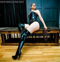 Mistress Evangeline Ducharme - dominatrix in Hong Kong