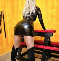 Mistress Ewa - dominatrix in Bratislava